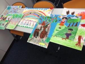 【画像】児童養護施設向け絵画コンクール_2013年度_優秀作品決定