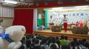 【画像】東日本大震災支援・鯉のぼりプロジェクト_2018年度_みなと保育園イベント
