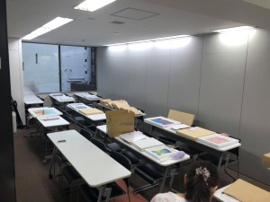 配送作業2日目